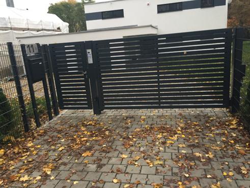 Zaunbau in Nürnberg