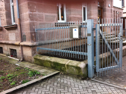 Zaunbau Nürnberg draht pietschman